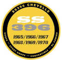 Chevelle SS Coin